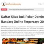 Profile picture of BandarQ Poker Online
